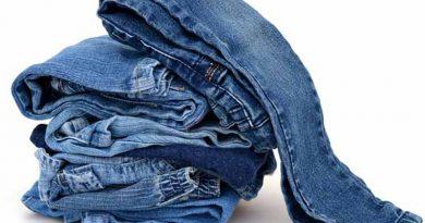 Jeans in monsoon