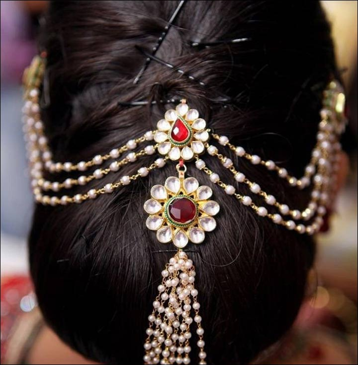 Traditional Indian Hairstyles: Bridal Hairstyles We Love