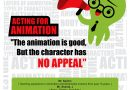 Acting for Animation: Participate in Practical Workshop by Edumation