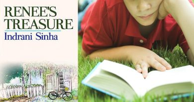 Ranee's Treasure Book Review