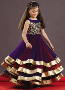 The Same Trend Has Been Amongst Girls Too Dressing Which Wasnt Cool A Few Years Ago Is Now Again Picking Up Storm Traditional Wear Baby