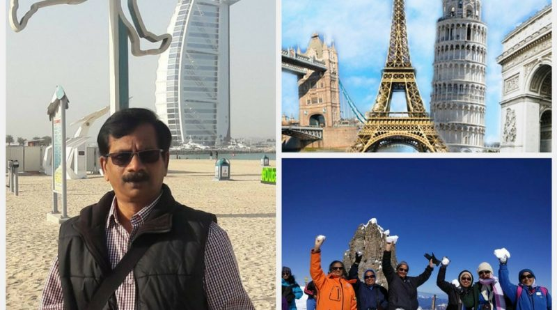 Sankalp Tours - Mr. Sunil Tarkar