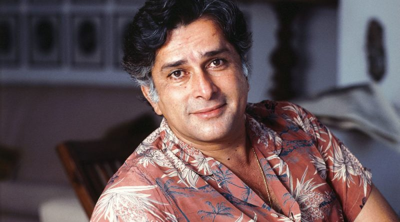 Shashi Kapoor (1938-2017)- One of the most suave, charming and genuine artists of Bollywood passes away….
