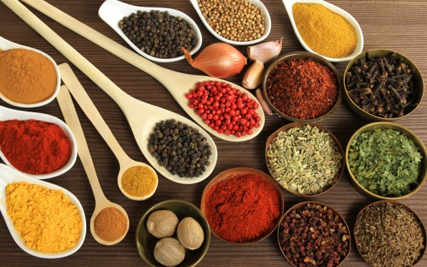 Healing with Spice!