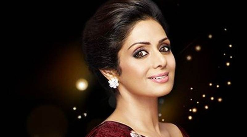 SRIDEVI- The Goldengirl and the crush of India passes away