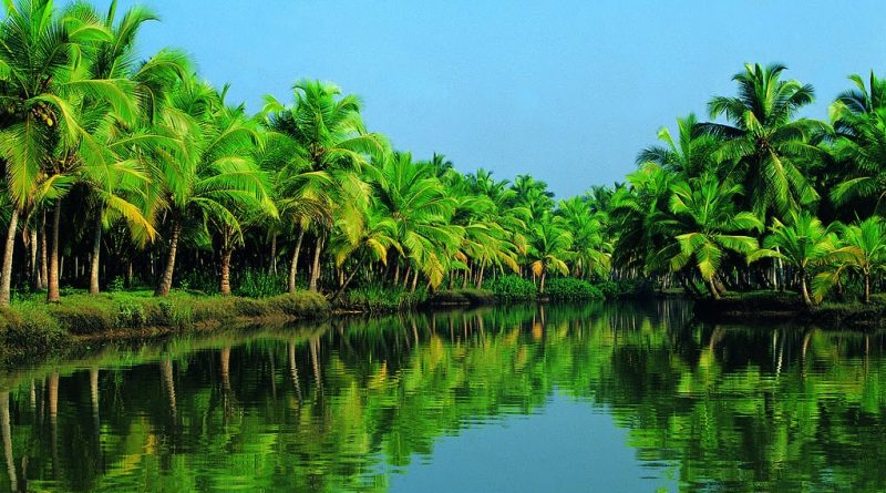 The Majestic Kerala & Its Attractions………