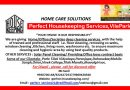 Perfect Housekeeping Advt.- Give Clean Look To Your House In 'Quick Way' Before Diwali.