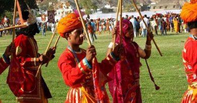 Jaisalmer Desert Festival 17/02/2019 – 19/02/2019