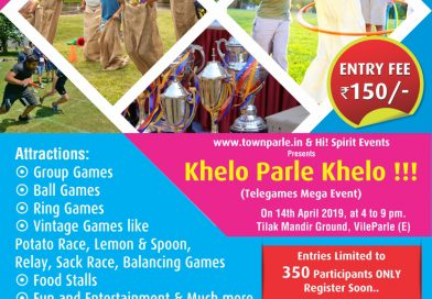 Khelo Parle Khelo – TeleGames Mega Event by Townparle.in and Hi Spirit Events
